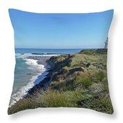 Waipapa Point Throw Pillow