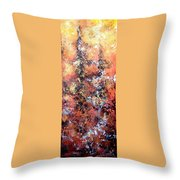 Wait For Sleep Throw Pillow