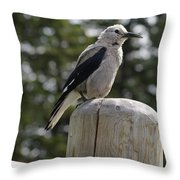 Waiting For My Love Throw Pillow