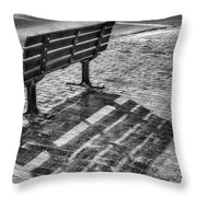 Waiting For Proposal Throw Pillow