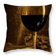 Waiting For Summer... Throw Pillow