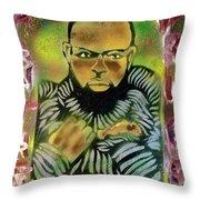 Wakabi Panther Pride Throw Pillow