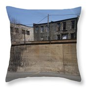 Walker's Point 1 Throw Pillow