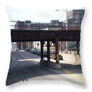 Walker's Point 4 Throw Pillow