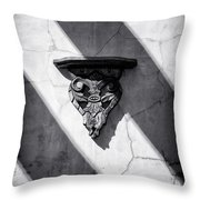 Wall Sconce Throw Pillow