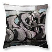 Wallered Throw Pillow