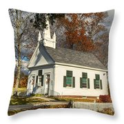 Walnut Grove Baptist Church1 Throw Pillow