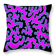 Walpurgisnacht Throw Pillow