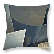 Walt Disney Concert Center Throw Pillow