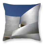 Walt Disney Concert Hall 40 Throw Pillow