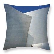 Walt Disney Concert Hall 43 Throw Pillow