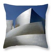 Walt Disney Concert Hall 45 Throw Pillow