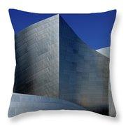 Walt Disney Concert Hall 46 Throw Pillow