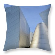 Walt Disney Concert Hall 7 Throw Pillow