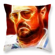Walter Sobchak Throw Pillow