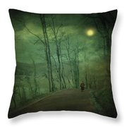 Wanderer Throw Pillow