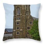 War Memorial Lyon Hall Cornell University Ithaca New York 03 Throw Pillow