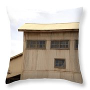 Warehouse Hawaii Throw Pillow
