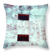 Warehouse Throw Pillow