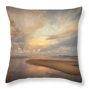 Warm Your Heart Throw Pillow