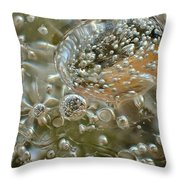 Warp Gate Throw Pillow
