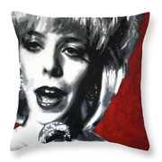 Was It Me Was It You Throw Pillow