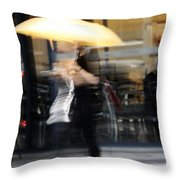 Was That You Throw Pillow