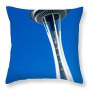 Washington, Seattle Throw Pillow