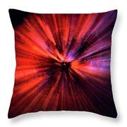 Wasp Nest Asteroid One Throw Pillow