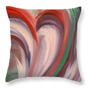 Waste Knot Throw Pillow