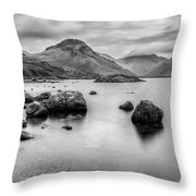 Wastwater Long Exp Throw Pillow