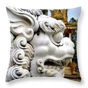 Wat Krom 29 Throw Pillow
