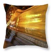 Wat Po Bangkok Thailand 32 Throw Pillow