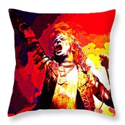 Watain Throw Pillow