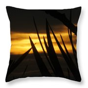 Watch More Sunsets Throw Pillow