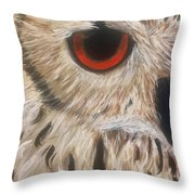 Watching Over You Throw Pillow