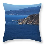 Watching The Wind Blow Throw Pillow