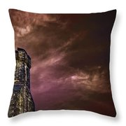 Watchtower Throw Pillow
