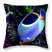 Water Angels Throw Pillow