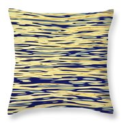 Water Colors 8 Throw Pillow