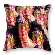 Water In Me 822 Throw Pillow