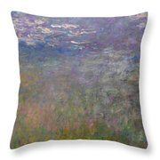 Water Lilies, 1926 Throw Pillow