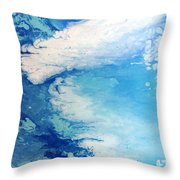 Water Miracles #3 Throw Pillow