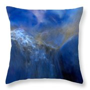 Water Reflections 0246v2 Throw Pillow