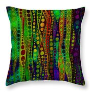 Water Space Throw Pillow