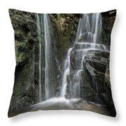 Water Threads  Throw Pillow