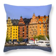 Water View Throw Pillow