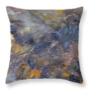 Water Whimsy 175 Throw Pillow