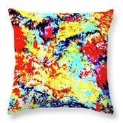 Water Whimsy 180 Throw Pillow