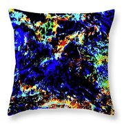 Water Whimsy 181 Throw Pillow